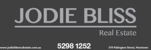 Jodie Bliss Promo Page
